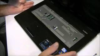 Laptop, Notebook, Tastatur Aus und Einbau, Reinigung