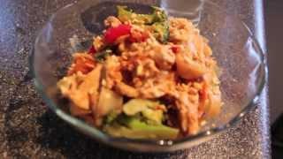 How I Make Pad Thai - Gluten Free As Well