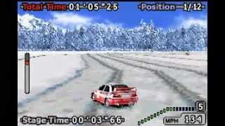 GT Advance 2 - Rally Racing: -7- Sweden