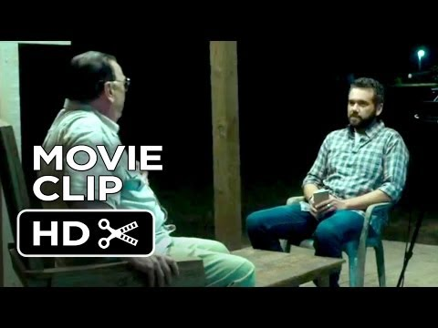 The Sacrament Movie CLIP - The Interview (2014) - Eric Roth Horror Movie HD