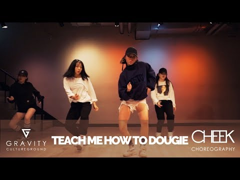 TEACH ME HOW TO DOUGIE - Cali Swag District | CHEEK CHOREOGRAPHY