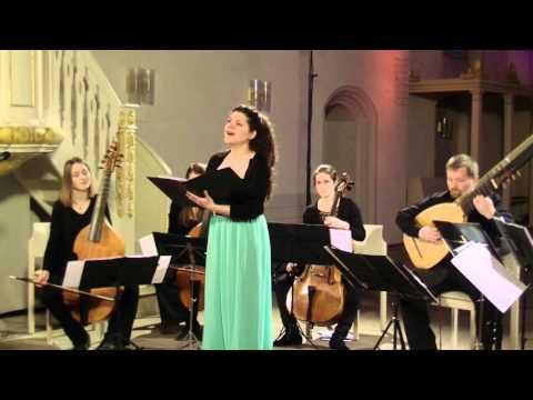G. Bononcini - Recit of the aria