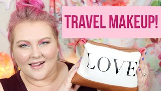 Makeup I Am Bringing to Italy!! // A Look Into My Travel Makeup Bag! | Lauren Mae Beauty