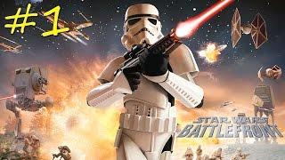 Прохождение Star Wars: Battlefront (PC) #1 - Войны клонов - Сепаратисты(Прохождение Star Wars: Battlefront с русскими комментариями. В этой части мы играем в кампанию «Войны клонов» за Сепа..., 2014-08-03T16:07:13.000Z)