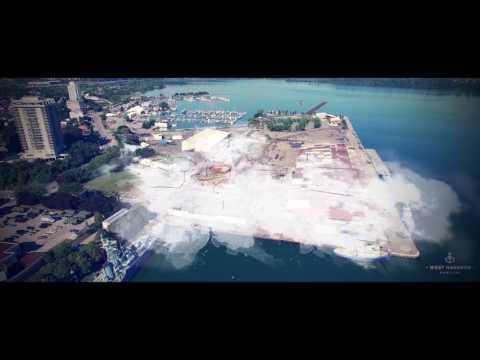 Hamilton's West Harbour Project