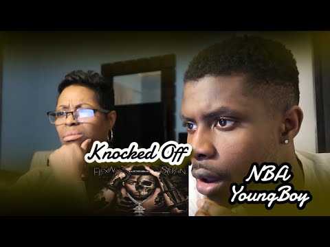 "YoungBoy Never Broke Again – Knocked Off [Official Audio] ""MOM REACTS"""