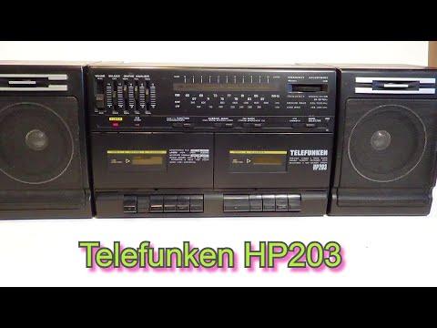 Telefunken HP 203
