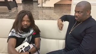 A Moment With Sister Nkechi ft  Don Jazzy - Alhaji Musa  Nedu Wazobia Comedy