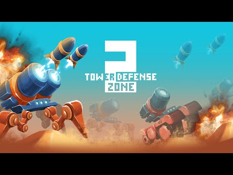 Tower Defense Zone 2 - Trailer