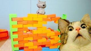 Эти игры надо РАЗБИТЬ ФИКСПРАЙС обзор настольных игр Пчелка и Кот на стене