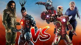 Justice League VS Avengers PART 2 | Who Wins? thumbnail