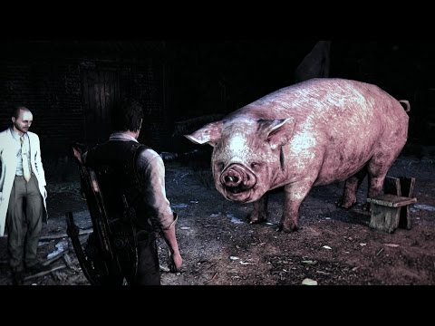 The Evil Within [Ch4 Nightmare] Pig Secrets