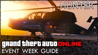 GTA Online: Hunter Released! (+ Armor/Weapons Test), 16 New Transform Races & More!