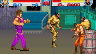 Final Fight One Longplay (Game Boy Advance) [60 FPS]