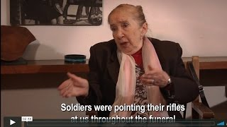Pablo Neruda: The People's Poet  documentary rough clip: Isabel Allende on Neruda's death