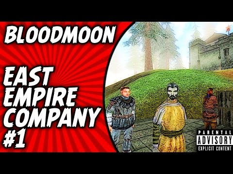 Bloodmoon East Empire Company Quest #1: Establish the Mine (Walkthrough/Gameplay)