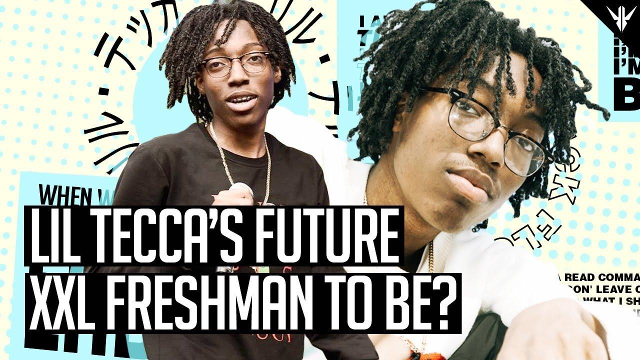 2020 Xxl Freshman List.Lil Tecca A Lock For 2020 Xxl Freshman Cover
