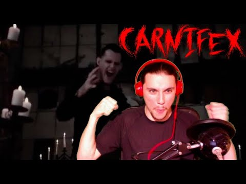 Bury Me in Blasphemy (Carnifex) - REVIEW/REACTION Mp3