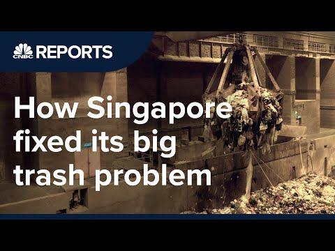 How Singapore fixed its big trash problem | CNBC Reports
