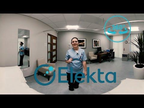 Elekta VR : In treatment
