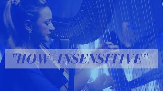 How Insensative / Insensatez -Antonio Carlos Jobim - Jazz Harp