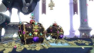 Коробки за уровень 1 - 93 Драгон Нест Кorea Dragon Nest Reward box 1 - 93 lvl