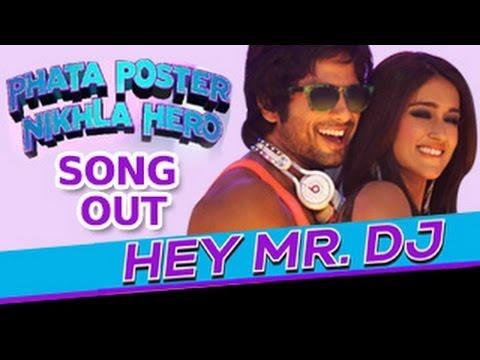 Hey Mr. DJ. Lets Go Bananas Phata Poster Nikhla...