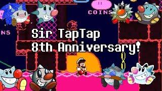 Anniversary: 8 Years of Sir TapTap!   Mushroomwave