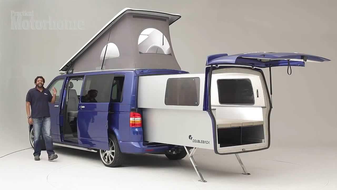 Volkswagen Transporter Dan 2 Odalı Karavan Yapmak Youtube