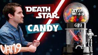 Star Wars Jelly Belly Bean Dispenser