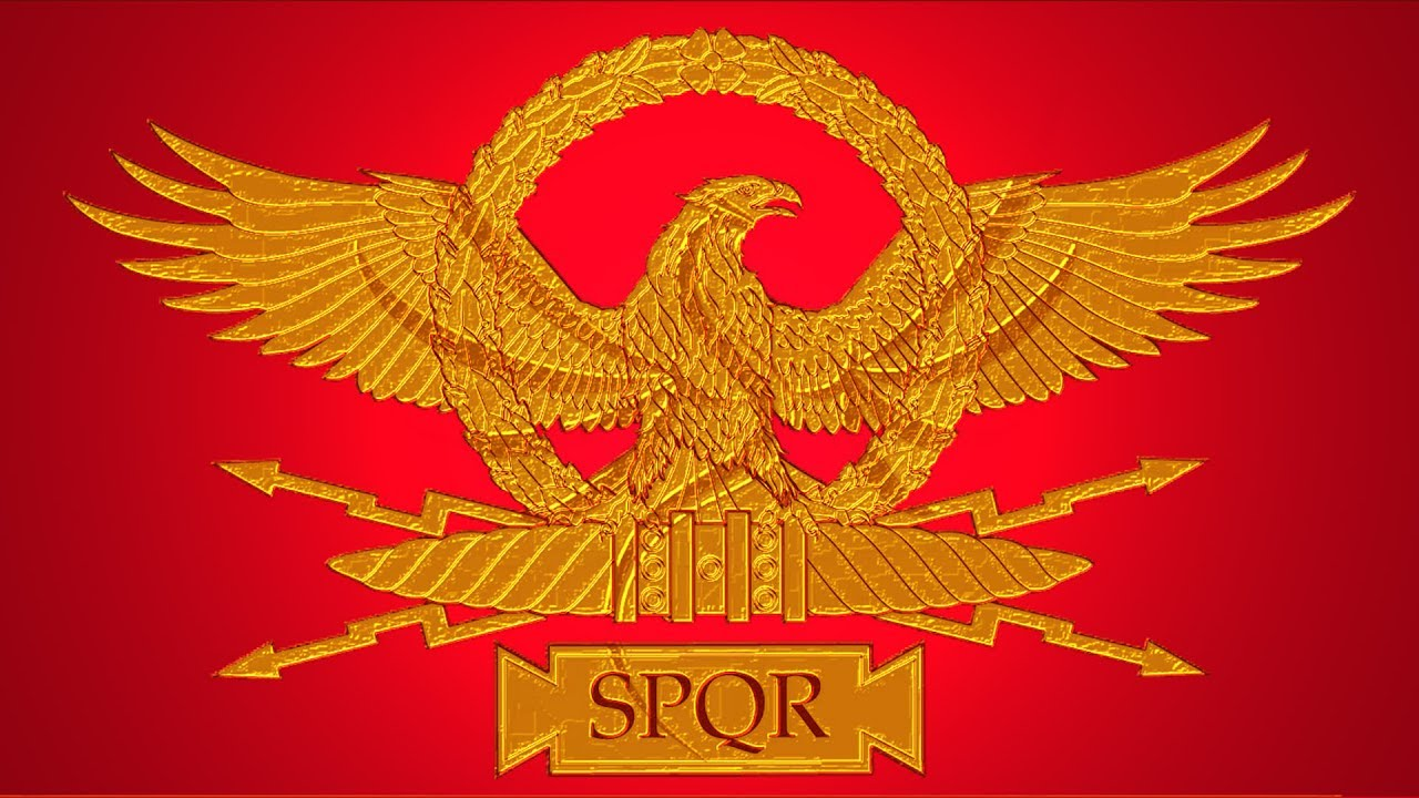 roman empire national anthem spqr youtube