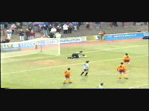 Motherwell 2 Dundee Utd 0 20th November 1993
