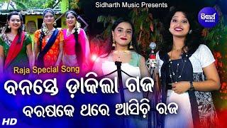 Banaste Dakila Gaja Barasake Thare Asichi Raja | Special Raja Song | Dipti,Arpita,Pragyan | Sidharth