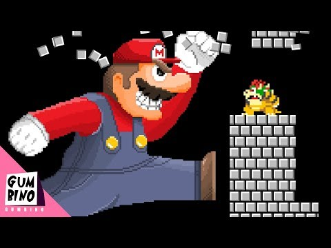 If Bowser and Mario switched places (ft. Level UP)