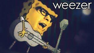 weezer albums portrayed by spongebob 2 (UPDATED)