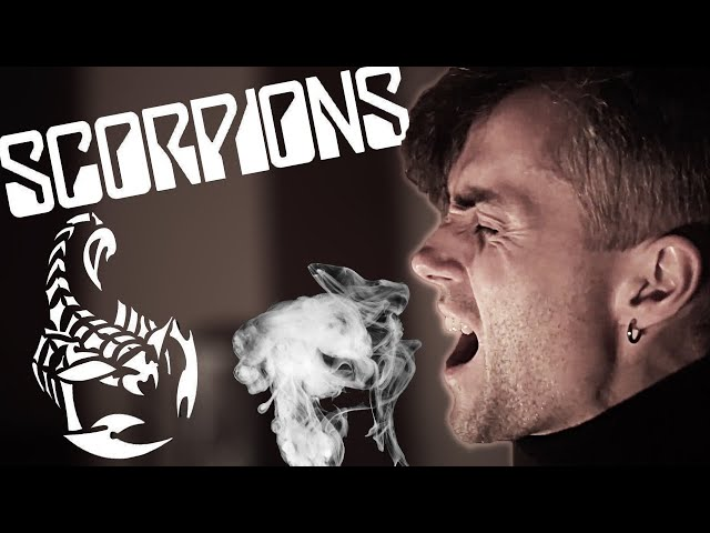 Scorpions - When The Smoke Is Going Down cover