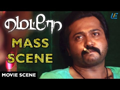 Metro - Bobby Simha Mass Scene - Shirish | Bobby Simha | Sendrayan