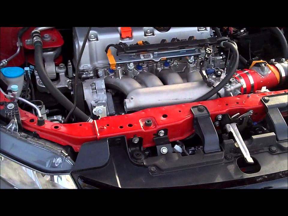 2012 Civic Si Rbc Intake Manifold Comparison Youtube