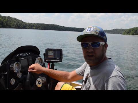 Summer Bass Fishing on Table Rock Lake