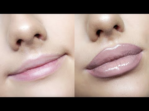 5 EASY WAYS TO MAKE YOUR LIPS LOOK BIGGER! | Rachel Leary
