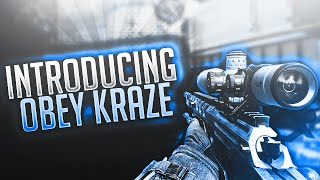 Introducing Obey Kraze!