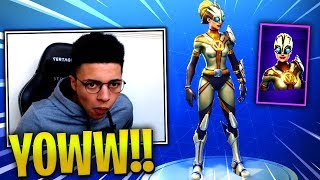 MYTH REACTS *NEW* VENTURA SKIN! - Fortnite Best & Funny Moments (Fortnite Battle Royale)