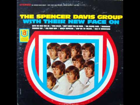 Spencer Davis Group  Alec In Transitland  1968