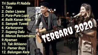 Download Lagu Tri Suaka Feat Nabila Suaka [ Cover Full Album ] Lagu Jawa Ambyar Terbaru 2020 mp3