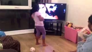 Disha Lasya dancing Thumbnail