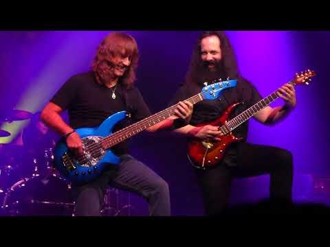 John Petrucci (Dream Theater) - Damage Control - G3 2018
