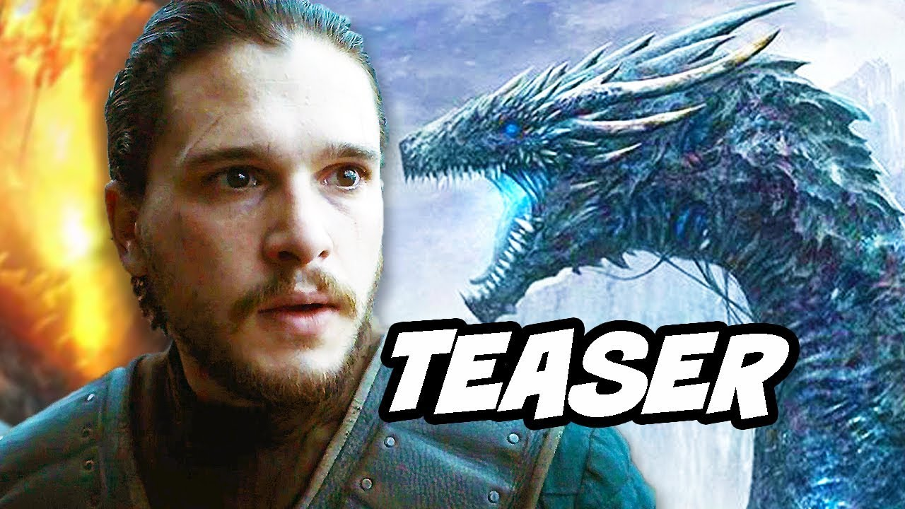 Game Of Thrones Season 8 Trailer News and Robb Stark Reacts To The Red Wedding Scene