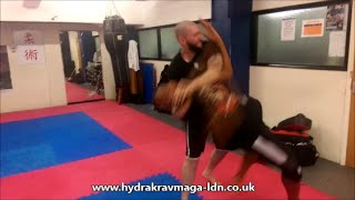 Basic and Brutal Fight Finisher