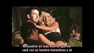 """Christina Aguilera - Hablando sobre """"The Right Man"""" Grabación """"Back To Basics"""" (Subtítulos español)"""