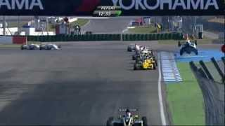 Crazy Motorsport Moments 2012